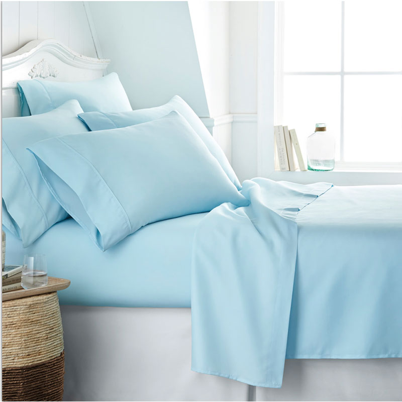blue sheet sets