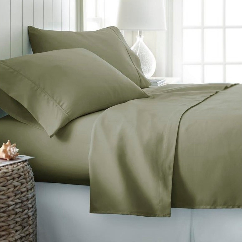 taupe sheet sets