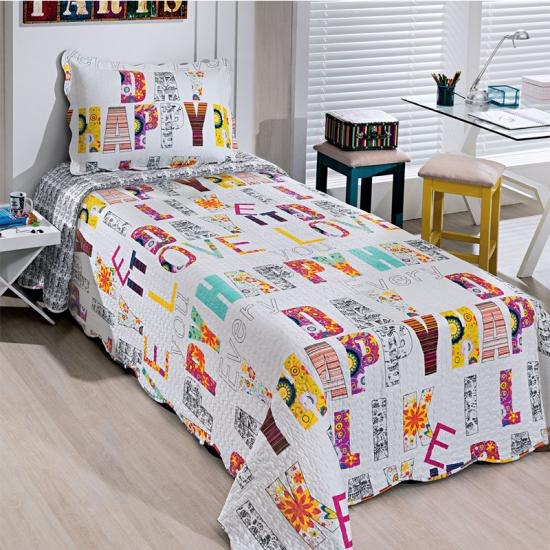 Colcha bouti tramas kids bedding sets
