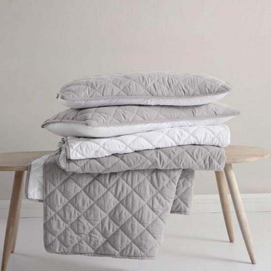garment washed quilt | stone washed quilt